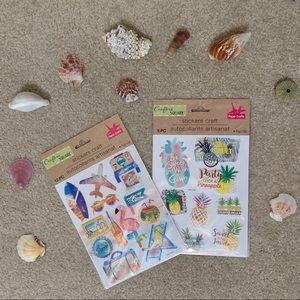 Hawaii Craft stickers